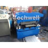 Wholesale Iron Sheet Metal Roof Cold Roll Forming Machine With Manual Uncoiler Machine from china suppliers