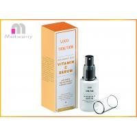 Wholesale 50ml Organic Face Serum , Hyaluronic Acid Vitamin C Serum With Dead Sea Minerals from china suppliers