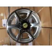 Buy cheap car alloy wheels alloy wheels suv 4x4 16x7.0 KIN-P6617 from wholesalers