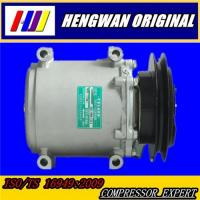 Wholesale 24V Groove-VT Best ac compressor for MITSUBISHI CARTER from china suppliers