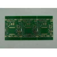 Wholesale ENIG Finish 4 Layer FR4 PCB Fabrication Service 1 OZ Copper / Aluminum PCB Board from china suppliers