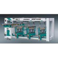 Wholesale High Speed 4 Heads Hinge Boring Machine For PVC / Melamine And Veneer from china suppliers