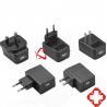 12W Series 5V2A 12V1A 6V2A Medical Grade Power Supply , Meet IEC / EN60601 Standard for sale