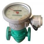 Wholesale Heavy Oil Oval Gear Flowmeter , Wide Range Diesel Fuel Flow Meter from china suppliers