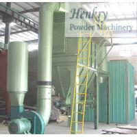 China Pulse - Jet Collector Micro Powder Grinding Mill For 400-2500 Mesh Powder on sale