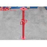 Wholesale High Strength Adjustable Shoring Posts Anti - Rust With Red Coating from china suppliers