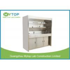 Hospital 304 Stainless Steel Pathology Workstation Sampling Lab Bench for sale