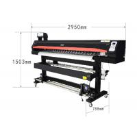 Wholesale Large Format Eco Solvent Printing Machine Black Color 71 Inch Sublimation Plotter from china suppliers