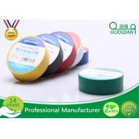Wholesale Colored Pvc Electrical Insulation Tape Single Side Environmental Protection from china suppliers