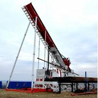 Wholesale Top Drive Oil Rig with Drilling angle 12-90, mounting is carried out at the working area from china suppliers
