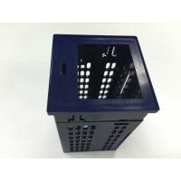 Wholesale Dark Blue Connection Box OEM Electronic Mould , 1 Cavity Plastic Molded Products from china suppliers