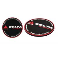 Wholesale Round Shaped Promotional Gift Giveaways Rubber Coaster Unbreakable Featuring from china suppliers