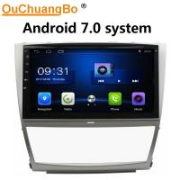 Buy cheap Ouchuangbo car radio stereo multimedia android 7.0 for Toyota Camry 2006-2011 from wholesalers