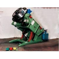 China Hydraulic Elevating Tilting Welding Positioner Motorized Rotary VFD Control Speed on sale