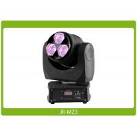 Wholesale LED Moving Head Zoom, 3x15W, RGBW 4-in-1 Affordable Lighting Equipment from china suppliers