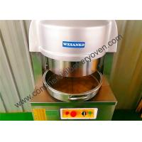 Wholesale Semi Auto Bakery Cooking Equipment , Electric Bakery Equipment Machine from china suppliers