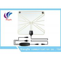 Indoor Digital VHF UHF Digital Antenna Vertical Polarization For Life Loacal Channels