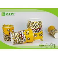 Wholesale Colorful Design Custom Disposable Paper Buckets For Popcorn And Fried Chicken Drumstick from china suppliers