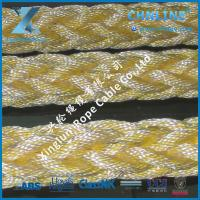 Wholesale CHNLINE mooring hawser Mixed Rope PP /Polyester from china suppliers