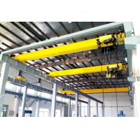Wholesale Heavy Duty Single Beam Overhead Crane 8 Ton 15m SA2.5 For Workshop Warehouse from china suppliers