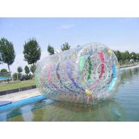 China Kids Giant Inflatable Water Toys For Lake / Inflatable Fun Roller Water Games on sale