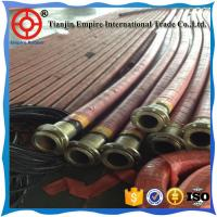 Wholesale Suction & diacharge rubber hose 4'' in diameter steel wire reinforced rubber hose from china suppliers