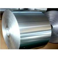 Wholesale Disposable Food Grade Aluminium Foil 14mic , Alloy 8011 Aluminium Foil For Food Bottle Caps from china suppliers
