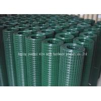 Wholesale Building Material Galvanised Mesh Roll , Heavy Gauge Welded Wire Fence Panels from china suppliers