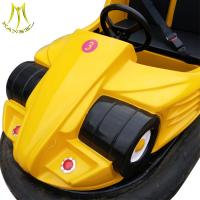 Wholesale Hansel adult fiberglass electric ride on bumper car for sales from china suppliers