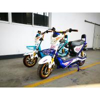 Buy cheap 45km/H Cool Electric Moped Scooter Fashionable For Young People from wholesalers