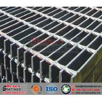 Wholesale Welded Bar Heavy Duty Steel Grating Supplier/Manufacturer from china suppliers
