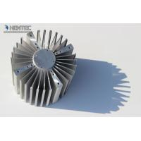 Wholesale 6060 6061 Extruded Aluminum Heatsink Extrusion Profile For Led Light ROHS / SGS from china suppliers