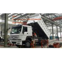 Wholesale Full Fender Heavy Duty Dump Truck 6x4 Zz3257n3447a 371hp 12 Months Warranty from china suppliers