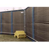 Wholesale Outdoor Residential Construction Noise Barriers 20dB 30dB 40dB noise Reduction Customized Own Size from china suppliers