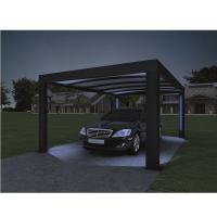 Wholesale 52X2 , 4 M -Genua Induction Garage Led Auto-Sensing Solar Garage Parking Lot from china suppliers