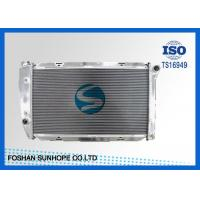Wholesale Full Aluminum Ford Cougar Radiator XR7 26AT DPI556 Efficient Engine Cooling FO1003 from china suppliers