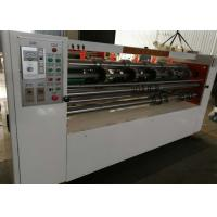 China Manual Type Thin Blade Slitter Scorer For Cutting Corrugated Paperboard for sale