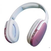 Wholesale Red, Purple, Blue, Brown, Black, White 6 Colors and Card FM Wireless Headphones from china suppliers