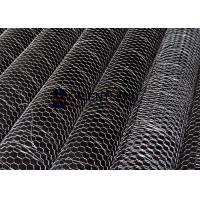Wholesale Vinyl Coated Poultry Hex Netting / Flexible Poultry Mesh Netting Sample Available from china suppliers