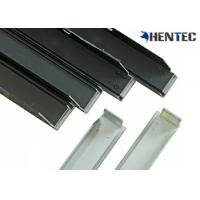 Wholesale 6063- T5 AA20Um Clear Aluminum Solar Panel Frame , Aluminum Solar Mounting Frames from china suppliers