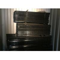 Wholesale Black Steel Y Post & Star Picket With Holes For Cattle Fence , Australia Style from china suppliers