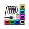 WS2812B Dynamic RGB USB LED Strip SMD 5050 Flexible Neon Tape Light RF 17key for sale