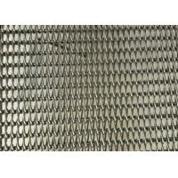 Wholesale Customized Size SS Wire Mesh  / Chain Conveyor Belt Per Roll Non - Toxic from china suppliers