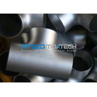 Wholesale ASTM A403 Stainless Steel Pipe Fitting , BW ( Butt Welded ) Fittings from china suppliers