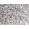 GranitE G383 Material Bianco Antico Granite Slab Grey Flower Pearl Color for sale