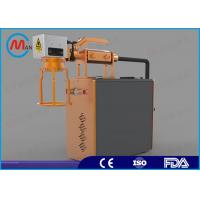 Wholesale Garden Tools Portable CNC CO2 Laser Marking Machine , Durable Metal Laser Marker Machine from china suppliers
