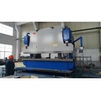 Buy cheap 6m Length Plate Press Brake Machine CNC Controlling Steel Protective Fence Bending from Wholesalers