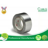 Quality Acrylic Adhesive Aluminium Foil Insulation Tape With Pressure Sensitive for sale