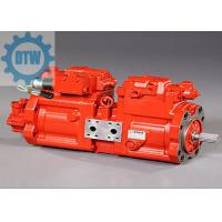 Quality CAT E320B E320C Excavator Hydraulic Pump K3V112DT-9C32-04 With Black Solenoid Valve for sale