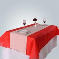 Wholesale Table Cloth Non Woven Polypropylene Fabric Wearproof Colorful For Home Furnishing from china suppliers